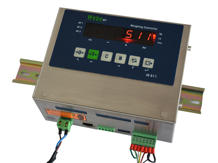ID511  Weight Checking Controller