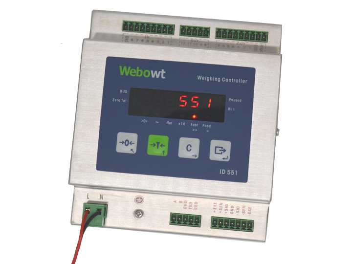 ID551  Weighing Controller