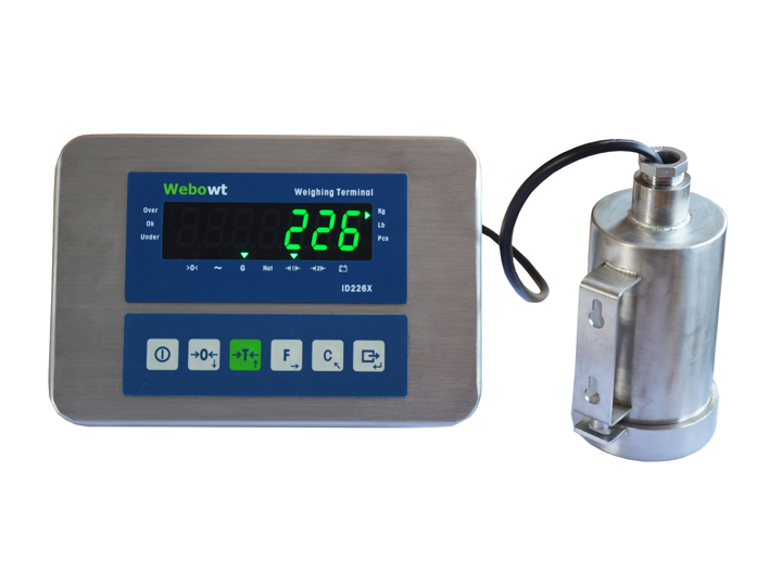 ID226X  Intrinsically safe explosion-proof weighing Indicator